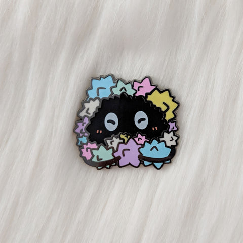 Susuwatari - Spirited Movie - Enamel Pin