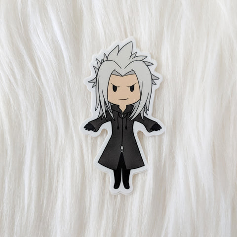 Xemnas - Kingdom Hearts Vinyl Sticker