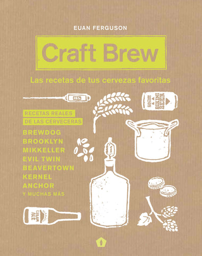 CRAFT BREW - EUAN FERGUSON