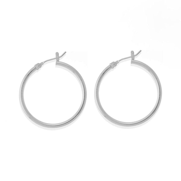 Boma New Earrings Belle Hoops 1.2""