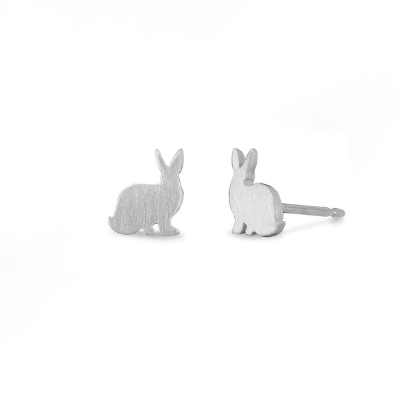 Boma New Earrings Bunny Rabbit Studs