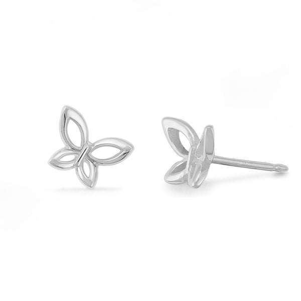 Boma New-Butterfly Studs