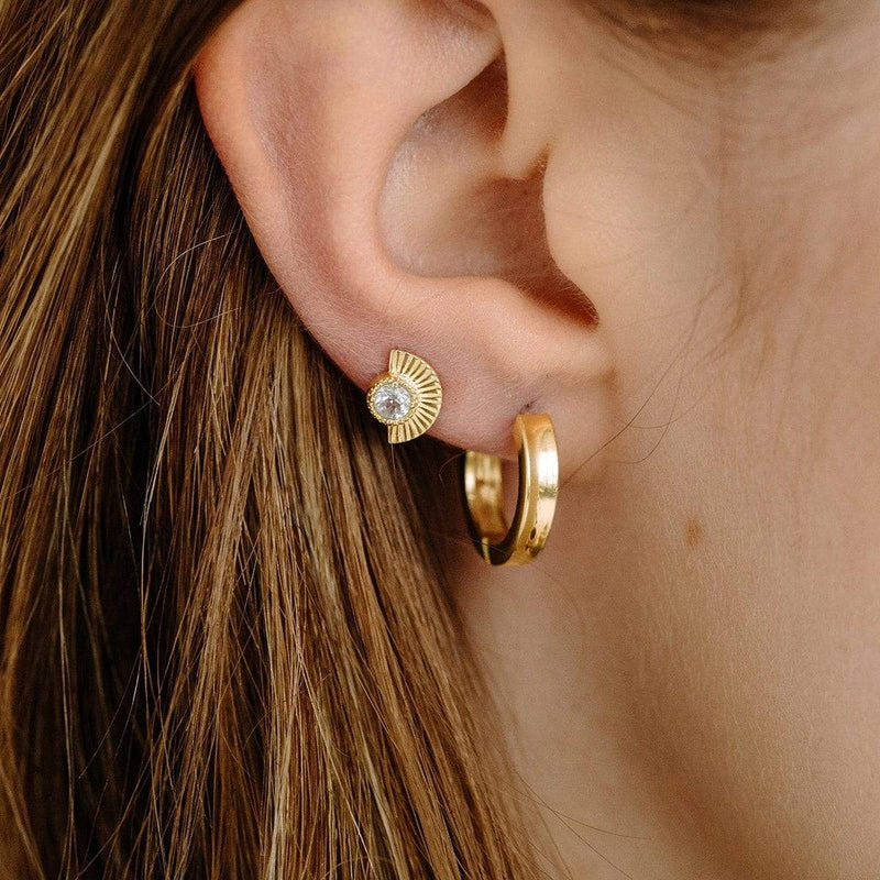 Boma New Earrings Cosette Studs
