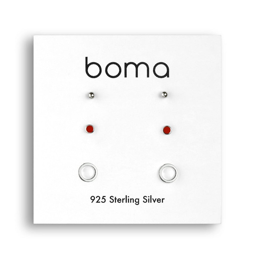Boma New Earrings Festive Earrings Set