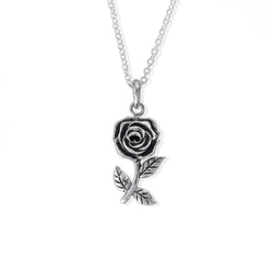 Boma New Earrings Rose Flower Necklace