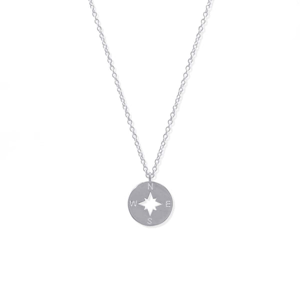 Boma New Necklaces Compass Necklace