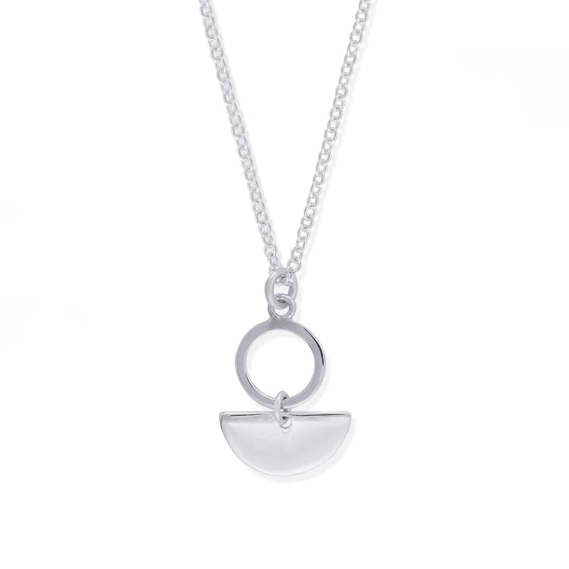 Boma New Necklaces Semi-Circle Necklace