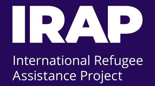 International Refugee Assistance Project logo image