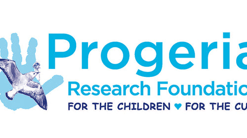 The Progeria Research Foundation logo image
