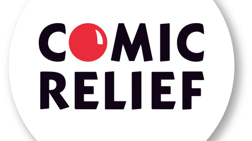 Comic Relief USA and Comic Relief UK logo image