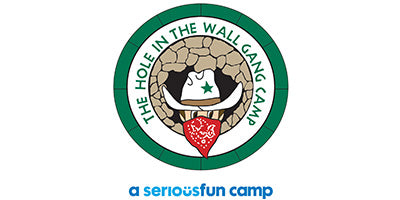The Hole in the Wall Gang Camp logo image