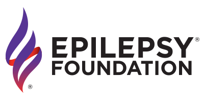 The Epilepsy Foundation logo image