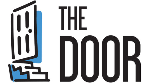 The Door logo image