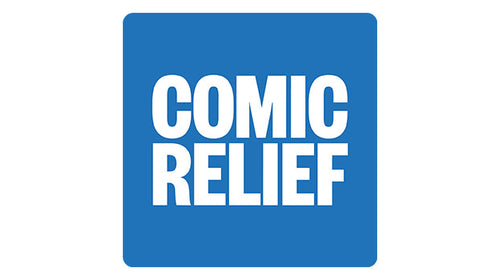 Comic Relief US logo image