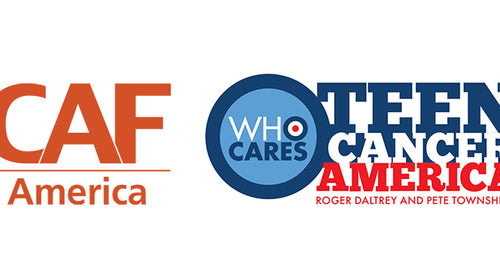 Teen Cancer America logo image