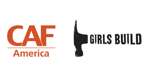 Girls Build logo image