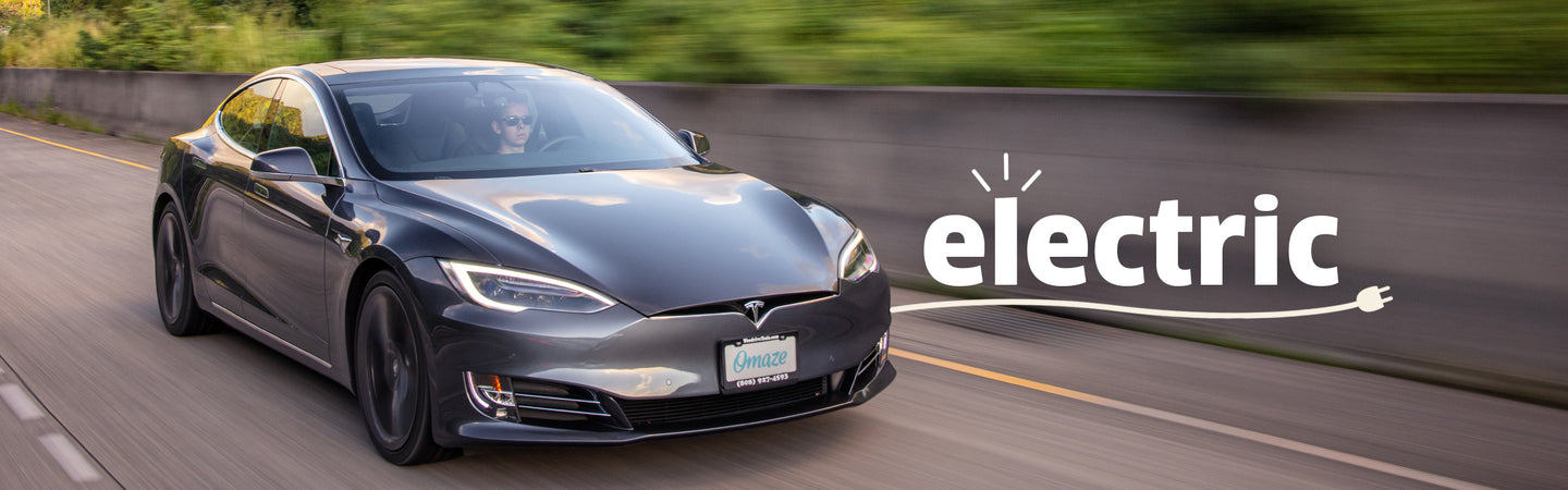 How to Win an Electric Car Desktop Hero Image Blur