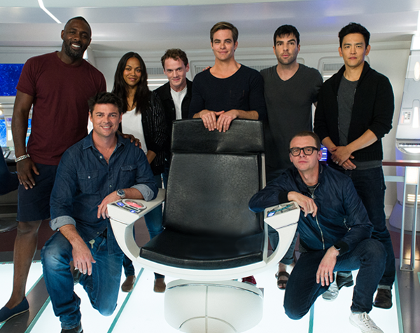 You Could Be in Star Trek Beyond