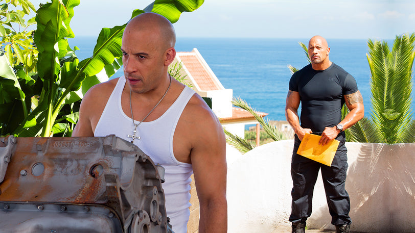 Join the Fast Family on the Set of the Next FAST & FURIOUS