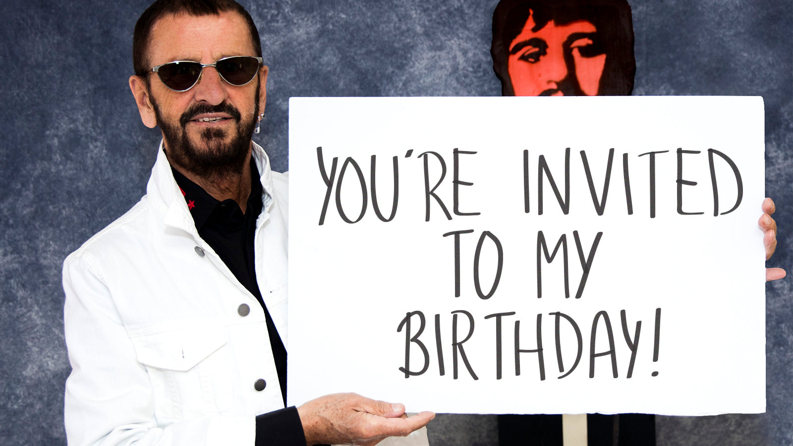Hang Out with Ringo Starr at his Star-Studded Birthday Brunch