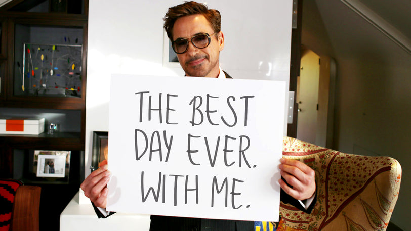 Get Lunch and Hang with Robert Downey Jr  on the Avengers Set