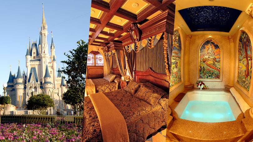 Spend a Magical Night in the Cinderella Castle Suite at Walt Disney World  Resort