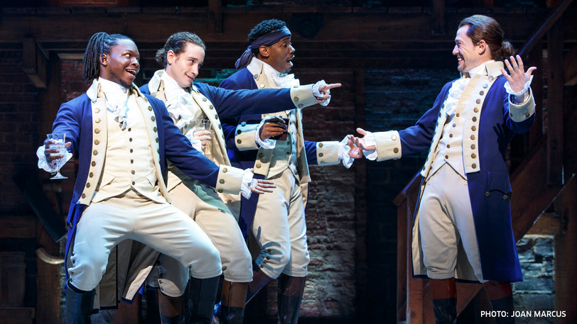 Score VIP Tickets to Hamilton in Chicago and Meet Miguel Cervantes