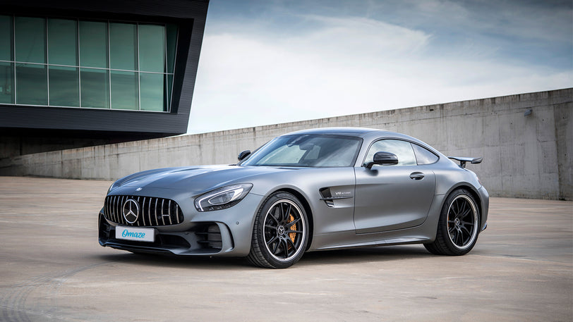 Amg Gt R >> Drive Home In Your Very Own Mercedes Benz Amg Gt R