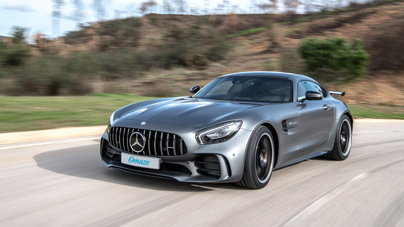 New Mercedes Benz >> Drive Home In Your Very Own Mercedes Benz Amg Gt R