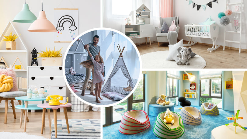 Win $10,000 to Create the Perfect Room for Your Kids