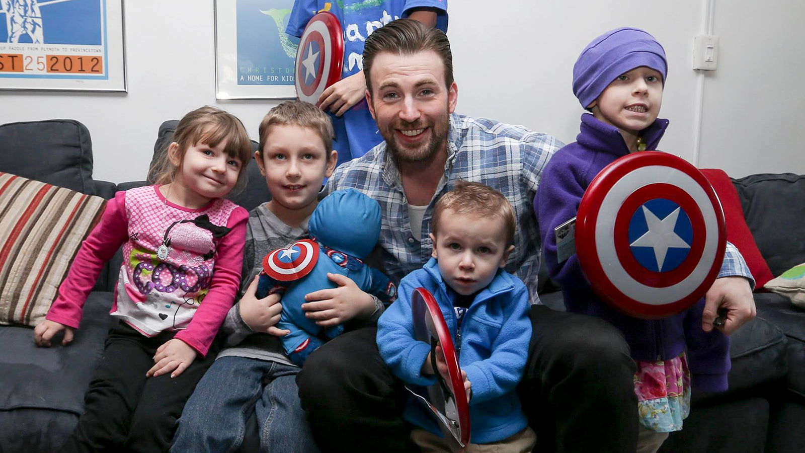 Assemble with Chris Evans at the Avengers: Endgame® Premiere