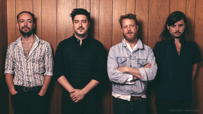Have Mumford & Sons Perform for You in London