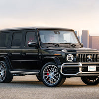 Score the Ultimate Status Symbol: a Mercedes-Benz® G-Class with $20,000 in the Trunk