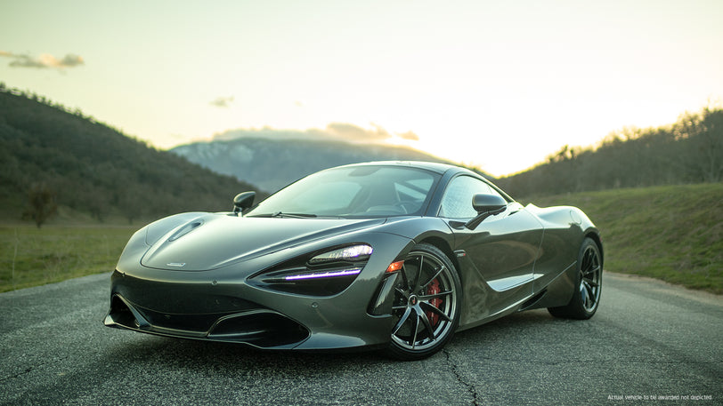 Win Your Very Own McLaren® 720S Coupe