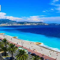 A photo of the French Riviera