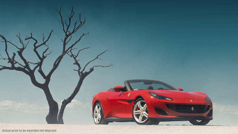 Ferrari Past Models More Than 60 Years Of Cars Ferrari Com >> Win A 2019 Ferrari Portofino With 20 000 In The Trunk