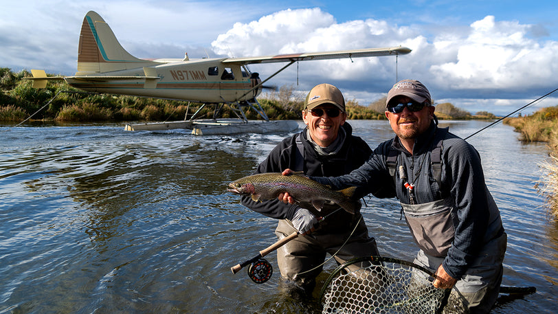 The Best Alaska Fishing Vacation Doesn't Have To Be Hard.