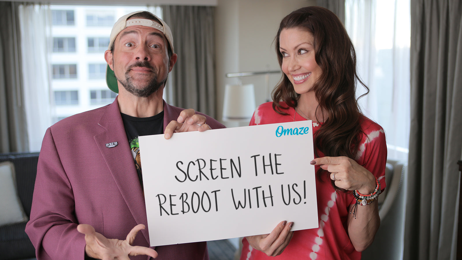 Hang With Jay And Silent Bob S Shannon Elizabeth Kevin Smith Jason