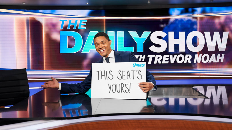 The Daily Show Episodes 2020.Be Interviewed By Trevor Noah And Go Behind The Scenes Of