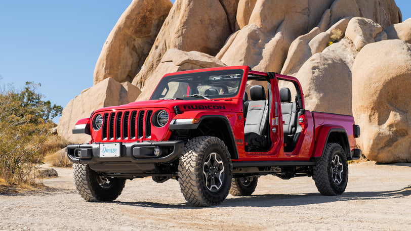 Win A 2020 Jeep Gladiator Rubicon 4x4 And 20 000