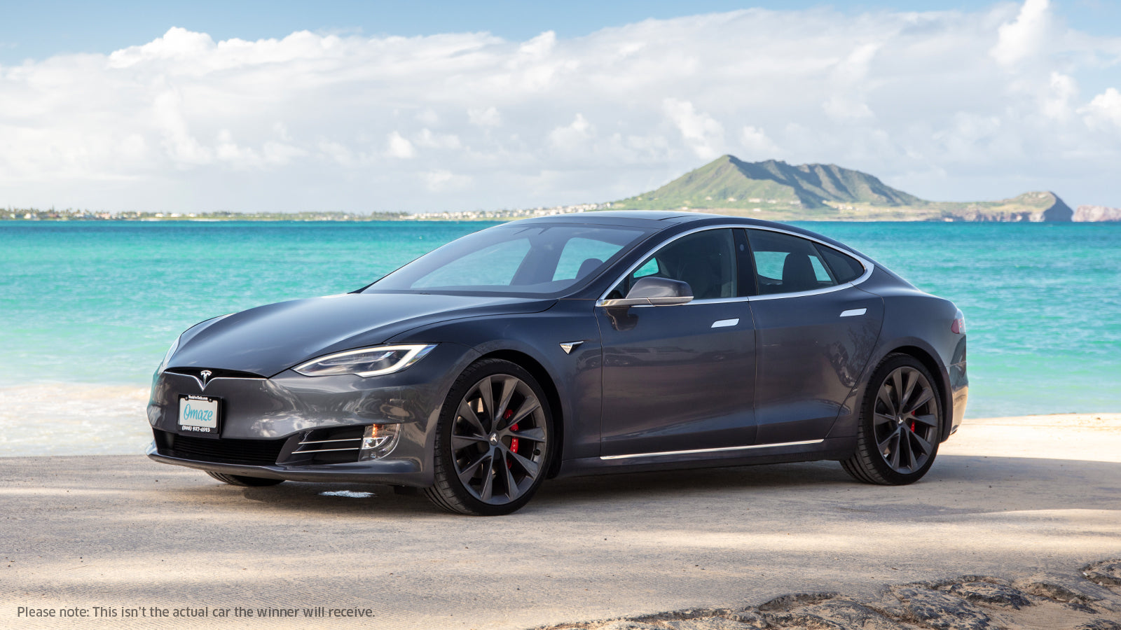 Win a Tesla Model S Performance and $20,000