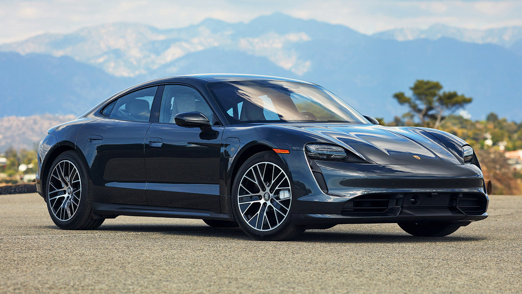 Win A 2020 Porsche Taycan Turbo And 20 000