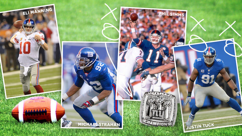 Play Football With The New York Giants In Your Backyard Score A Supe