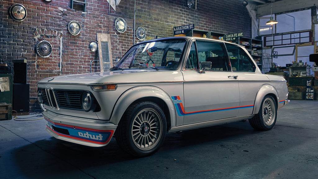 Win A 1974 Bmw 2002 Turbo And 20 000