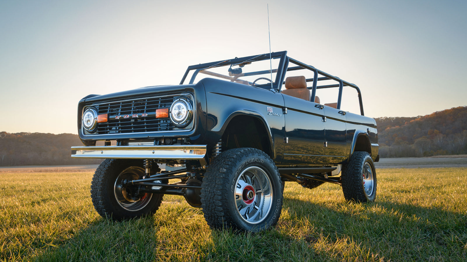 Win A Custom Gateway Ford Bronco 4 Door And 20 000