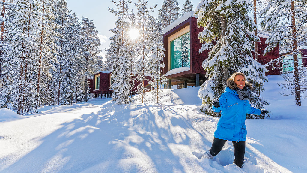 Win a Trip to the Arctic TreeHouse Hotel For a Chance to See the Northern Lights