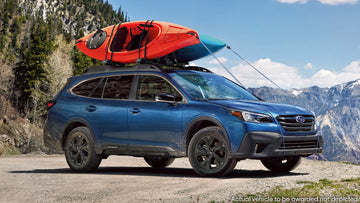 Win a 2022 Subaru Outback® and Pet Accessory Pack