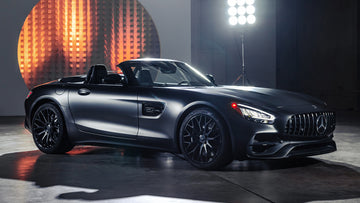 Win a Mercedes-AMG® GT Stealth Edition