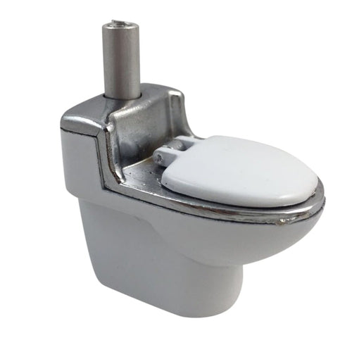 Small Toilet Shape Metal Pipe