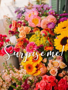 Surprise Me Arrangement